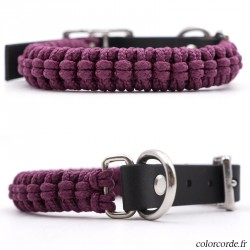 collier en corde personnalisable