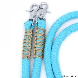 Rênes rondes en corde